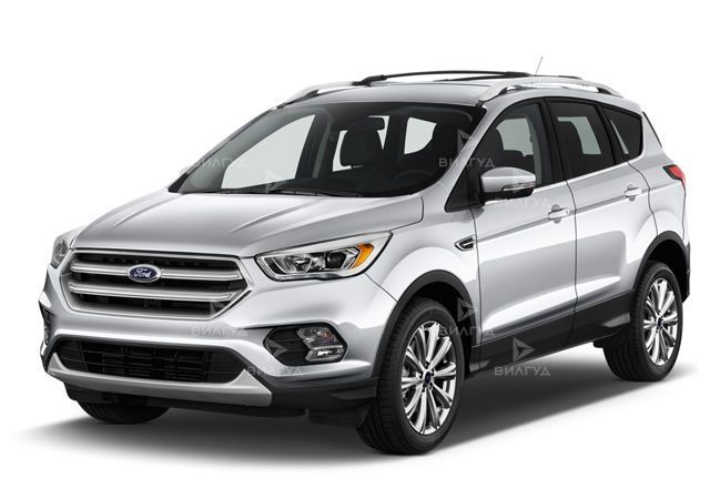 Диагностика ошибок сканером Ford Escape в Нижнем Новгороде