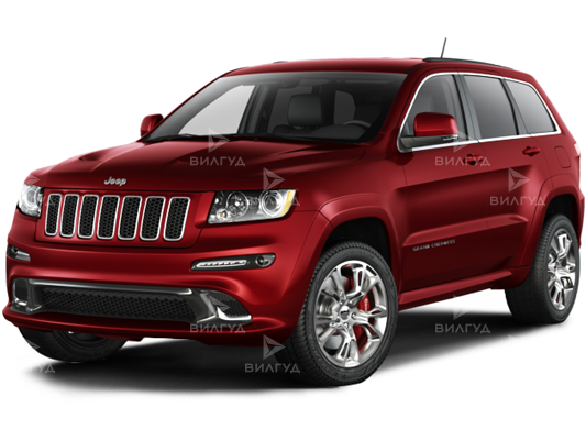 Диагностика ошибок сканером Jeep Grand Cherokee SRT8 в Нижнем Новгороде