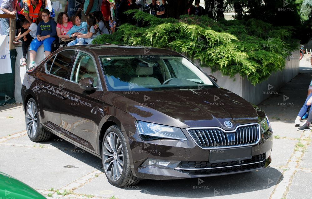 Диагностика ошибок сканером Škoda Superb в Нижнем Новгороде