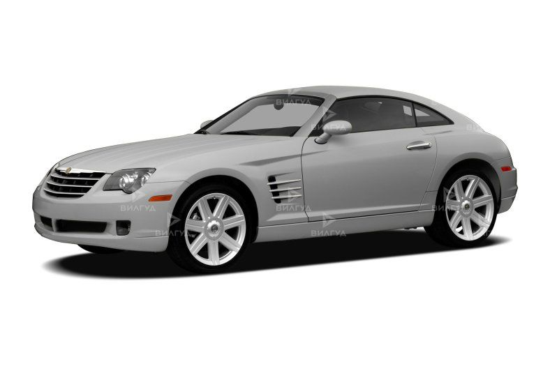 Замена карданного вала Chrysler Crossfire в Нижнем Новгороде