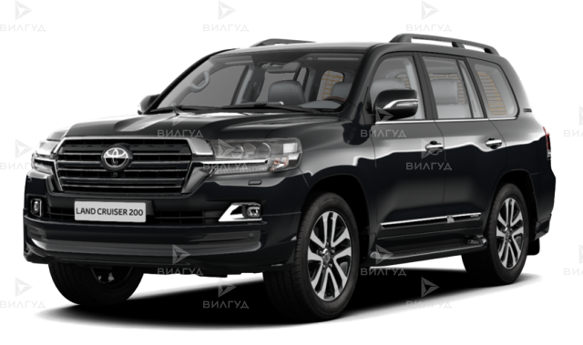 Замена карданного вала Toyota Land Cruiser в Нижнем Новгороде